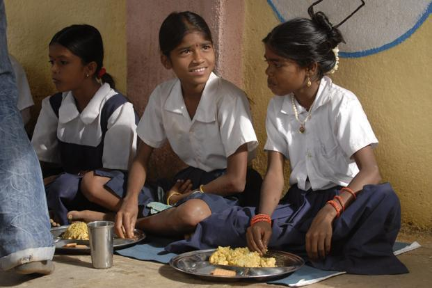 MP becomes 1st state to provide Mid-Day Meal ration_40.1