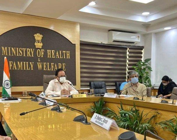 "Union Health & Family Welfare Minister launches ""AYUSH Sanjivani"" App_40.1"
