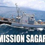 """India starts """"Mission Sagar"""" to assist island nations in EIO"""
