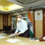 Indu Shekhar Chaturvedi takes charge as Secretary of MNRE