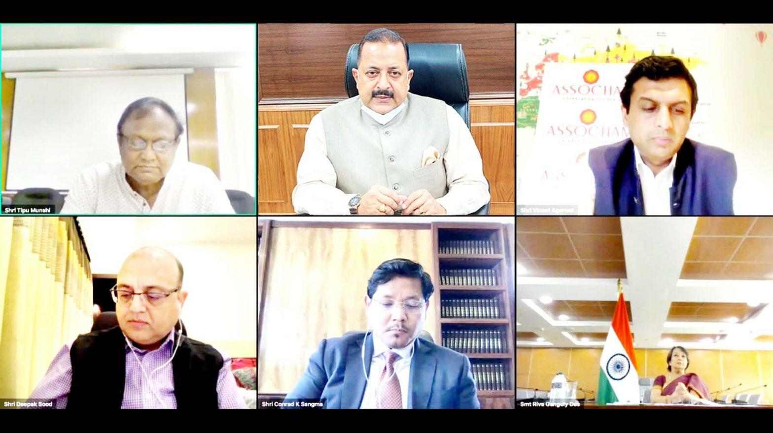 "ASSOCHAM organises Indo-Bangladesh ""Virtual Conference""_40.1"