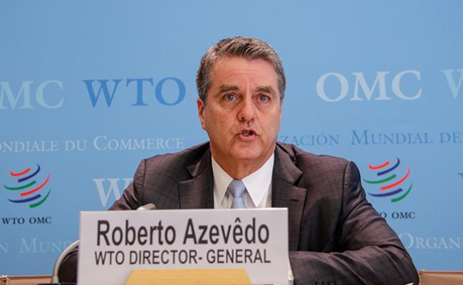 WTO chief Roberto Azevedo resigns from post_40.1