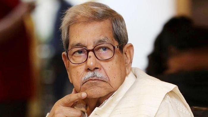 Bangladesh's National Professor Anisuzzaman passes away_40.1