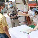 "Delhi Police launches ""Thermal Corona Combat Headgear"""