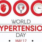 World Hypertension Day observed globally on 17th May