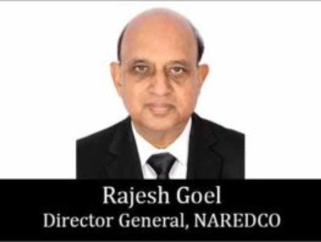 Rajesh Goel becomes new DG of NAREDCO_40.1