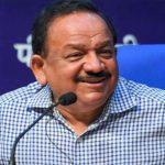 Dr Harsh Vardhan to take charge as chairman of WHO Executive Board
