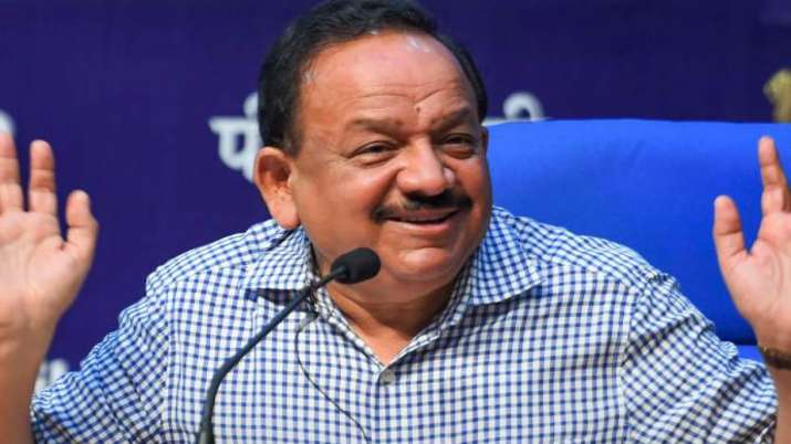 Dr Harsh Vardhan to take charge as chairman of WHO Executive Board_40.1