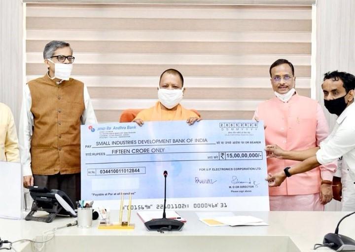 Uttar Pradesh governement launches 'UP Start-up Fund'_40.1