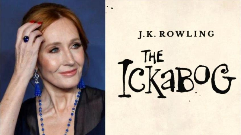 """JK Rowling to release her latest book """"The Ickabog""""_40.1"""