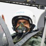 """IAF inducts Tejas Mk-1 FOC aircraft in Squadron """"Flying Bullets"""""""