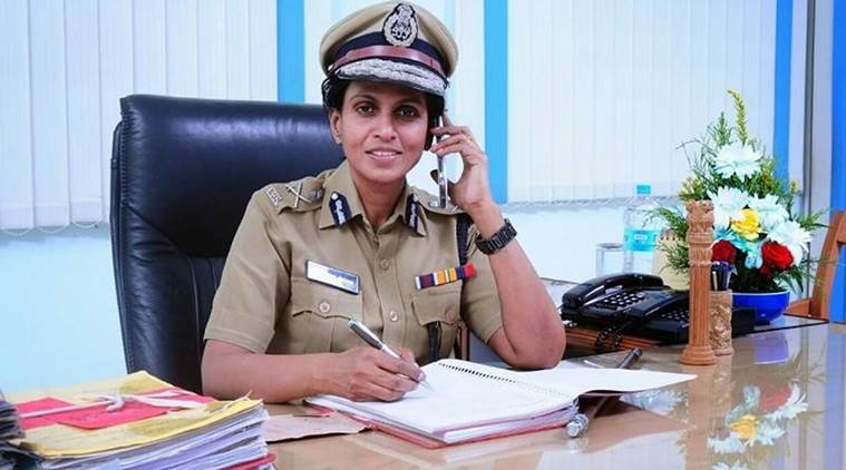 R Sreerekha to become Kerala's first woman DGP_40.1