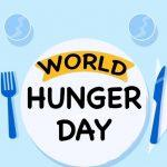 World Hunger Day observed on 28 May