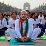 """My Life My Yoga"" contest launched by PM Modi"