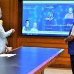 PM Modi launches CHAMPIONS: Technology Platform to empower MSMEs