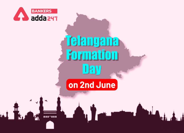 Telangana Formation Day: 2nd June_40.1