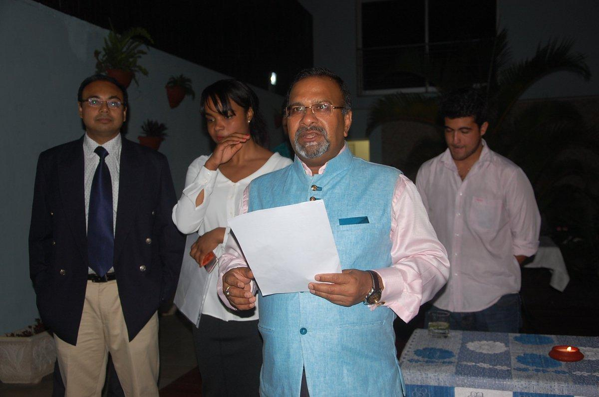Sushil Singhal appointed India's next High Commissioner to Papua New Guinea_40.1