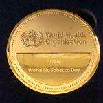 World No Tobacco Day 2020 awards announced