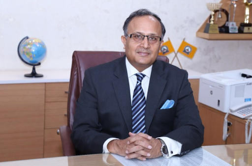 V N Datt becomes new CMD of National Fertilizers Limited_40.1