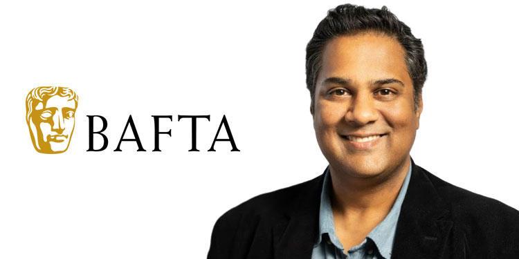 Krishnendu Majumdar becomes new chairman of BAFTA_40.1