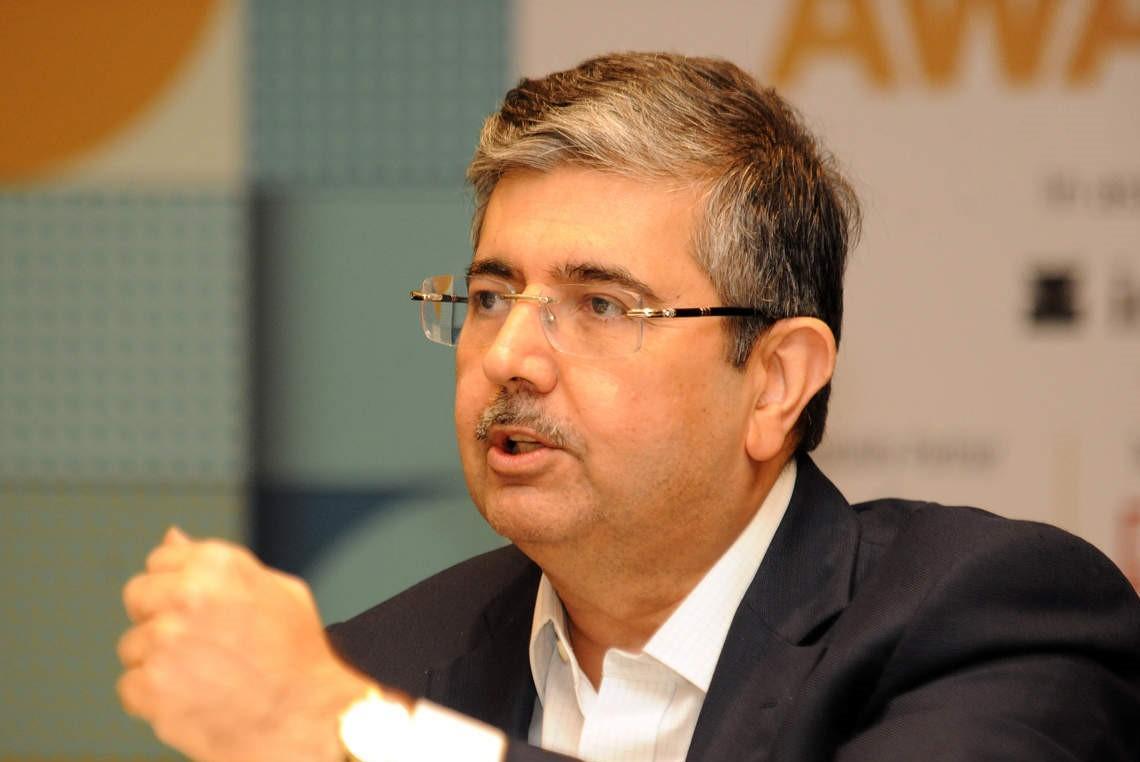 Uday Kotak takes over as President of CII_40.1