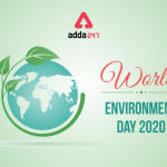 World Environment Day 2020: 5th June