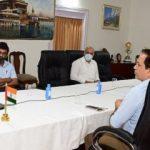 """J&K Lt Governor launches salary tracker mobile app """"MeraVetan"""""""