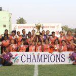 2022 Women's Asian Cup will held in India