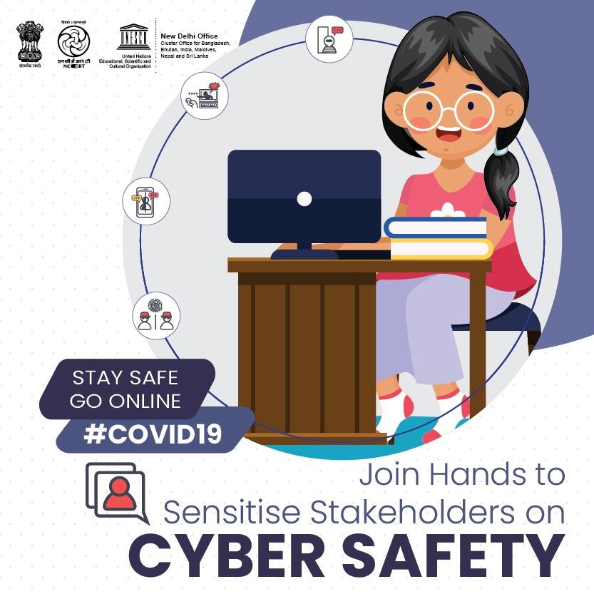 """Information booklet """"Safe online learning in the times of COVID-19"""" launched_40.1"""