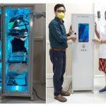 UVC-based disinfection cabinet developed by ARCI & Mekins