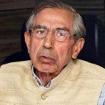 Former Governor & Delhi Police Chief Ved Marwah passes away