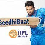 IIFL Finance signs Rohit Sharma as brand ambassador