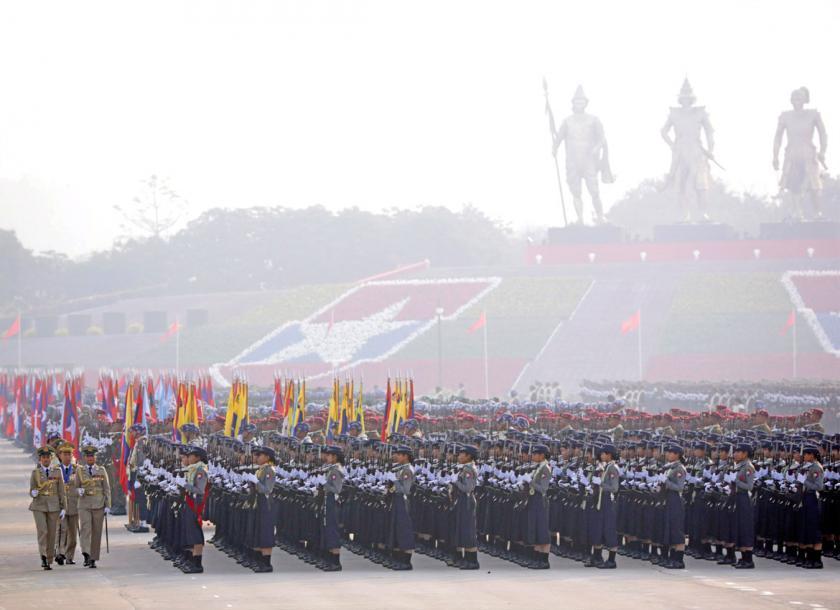 "Myanmar military ""Tatmadaw"" returns to Facebook_40.1"