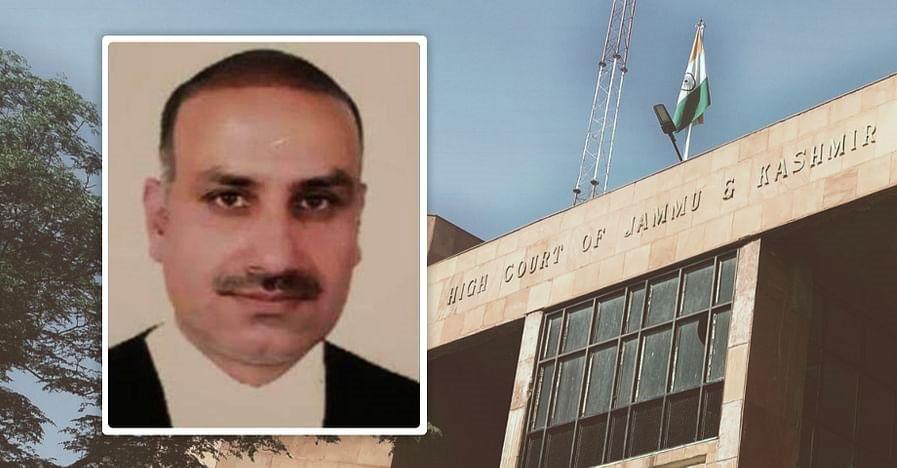 Lawyer Javed Iqbal Wani appointed J&K High Court Judge_40.1