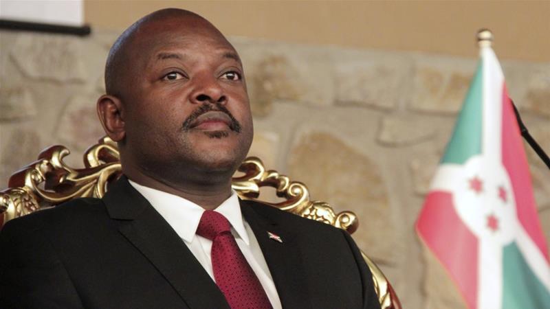 Burundi's Incumbent President Pierre Nkurunziza passes away_40.1