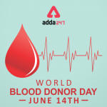 World Blood Donor Day: 14th June