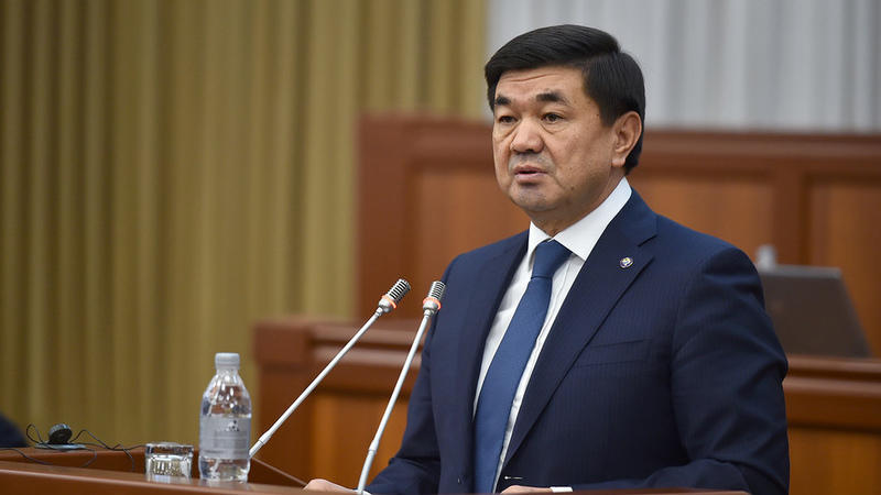 PM of Kyrgyzstan Mukhammedkalyi Abylgaziev resigns from post_40.1