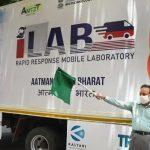 Harsh Vardhan launched India's 1st Mobile Lab for COVID-19