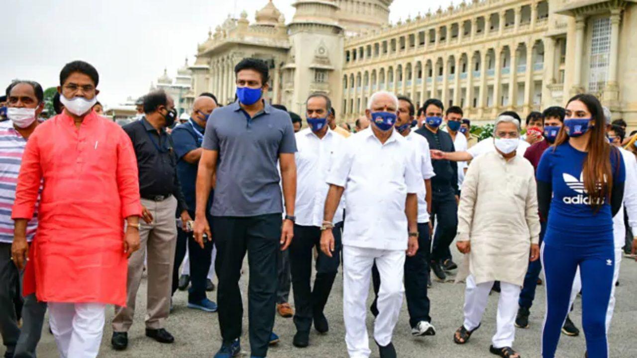 "Karnataka Government observes ""Mask Day"" on 18 June_40.1"