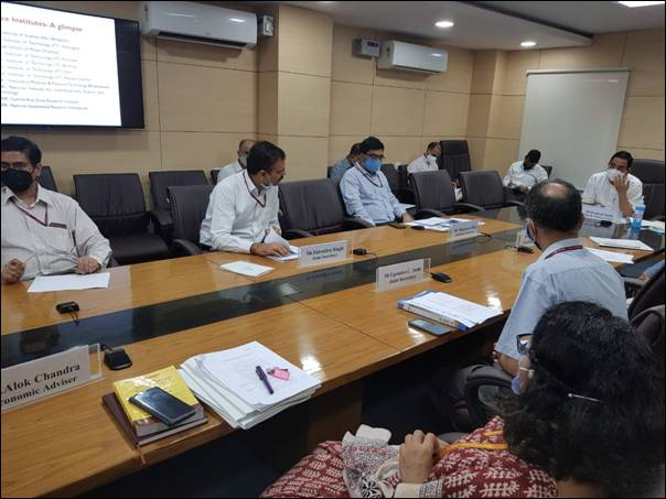 "Union Minister launches R&D Portal ""SATYABHAMA""_40.1"