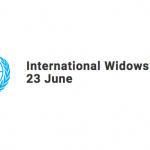International Widows' Day: 23rd June
