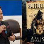 Amish Tripathi launches new book 'Legend of Suheldev'