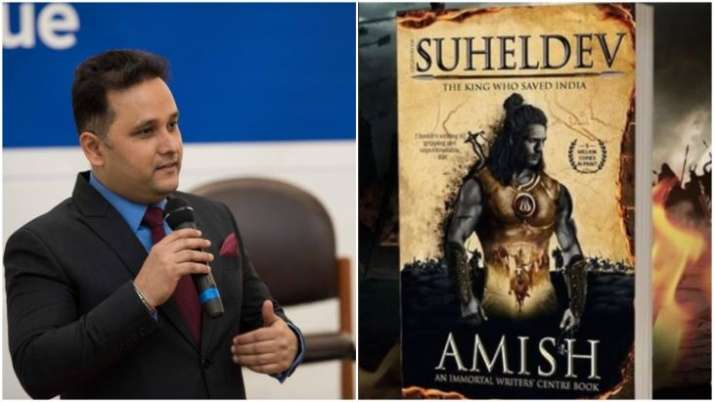 Amish Tripathi launches new book 'Legend of Suheldev'_40.1
