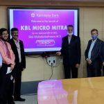 Karnataka Bank rolls out KBL Micro Mitra for Micro entrepreneurs