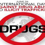 International Day Against Drug Abuse and Illicit Trafficking: 26 June