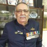 Vir Chakra awardee Sqn. Ldr. Parvez Jamasji passes away