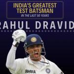 Rahul Dravid beats Sachin Tendulkar in Wisden India's poll