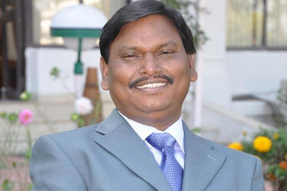 Arjun Munda inaugurates Tribes India store on GeM_40.1