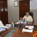"Narendra Tomar launches ""Garib Kalyan Rojgar Abhiyaan"" web portal"