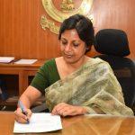 IAS Vini Mahajan becomes 1st woman chief secretary of Punjab